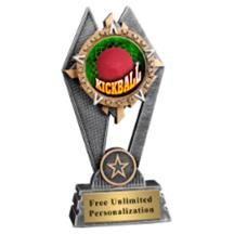 Sun Ray Kickball Insert Award