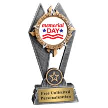 Sun Ray Memorial Day Insert Award