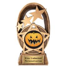 Radiant Halloween Insert Award
