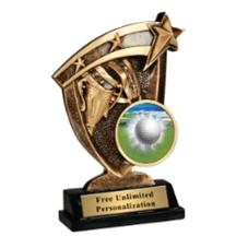 Broadcast Golf Insert Award