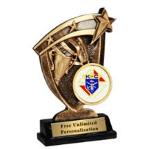 Broadcast Knights of Columbus Insert Award