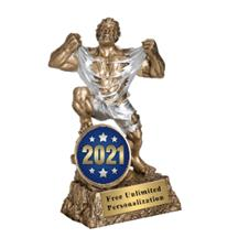 Monster Victory 2021 Insert Trophy