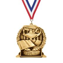 Stand Up Knowledge Medal