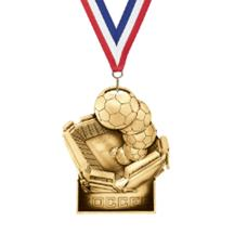 Stand Up Soccer Medal