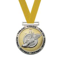 Olympian Track Medal