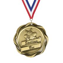 Fusion Spelling Bee Medal