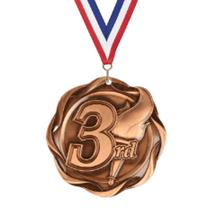Fusion 3rd Place Medal