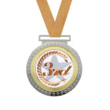 Olympian 3rd Place Insert Medal