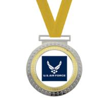 Olympian Air Force Insert Medal