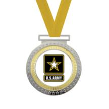 Olympian Army Insert Medal