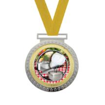 Olympian Cooking Insert Medal