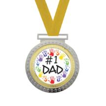 Olympian Father's Day Insert Medal