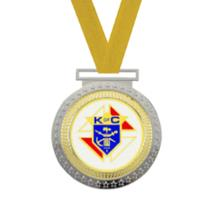 Olympian Knights of Columbus Insert Medal