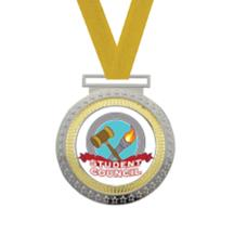 Olympian Student Council Insert Medal