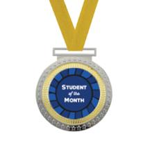Olympian Student of the Month Insert Medal