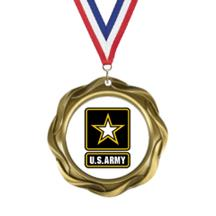 Fusion Army Insert Medal