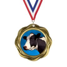 Fusion Cow Insert Medal