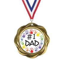 Fusion Father's Day Insert Medal