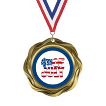 Fusion Fourth of July Insert Medal
