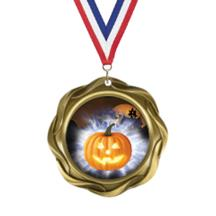 Fusion Halloween Insert Medal