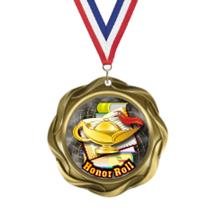 Fusion Honor Roll Insert Medal