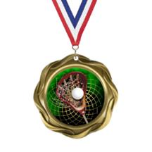 Fusion Lacrosse Insert Medal