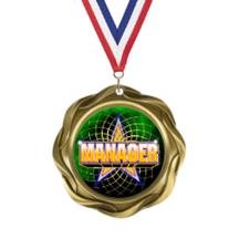 Fusion Manager Insert Medal