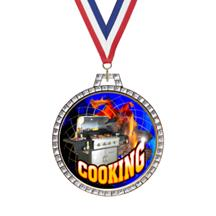 Diamond Cooking Insert Medal