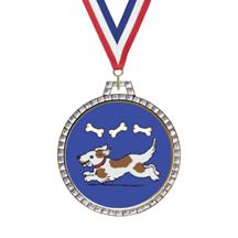 Diamond Dog Insert Medal