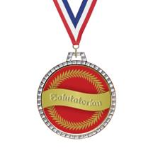 Diamond Salutatorian Insert Medal