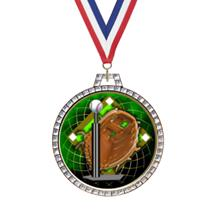 Diamond T-Ball Insert Medal