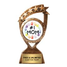 Ribbon Banner Mother's Day Insert Trophy