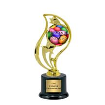 Torch Star Insert Easter Trophy