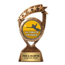 Ribbon Banner Ultimate Frisbee Insert Trophy