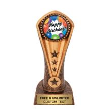 Cobra Birthday Insert Trophy