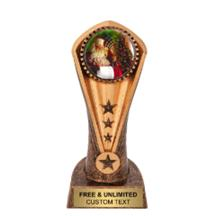 Cobra Christmas Insert Trophy