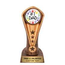 Cobra Father's Day Insert Trophy