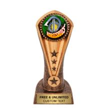 Cobra Horseshoe Insert Trophy