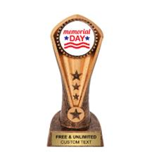 Cobra Memorial Day Insert Trophy