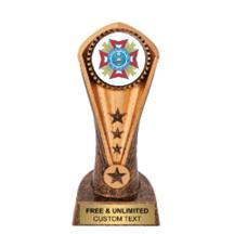 Cobra VFW Insert Trophy