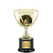 Victory Cup Darts Insert Trophy